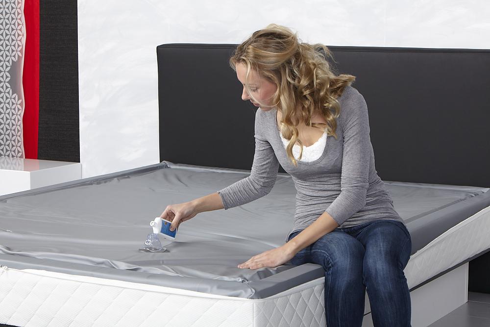 Waterbed onderhoud & reparatie