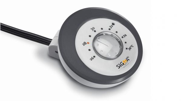 Sigma K240 Keramische Verwarming Analoog
