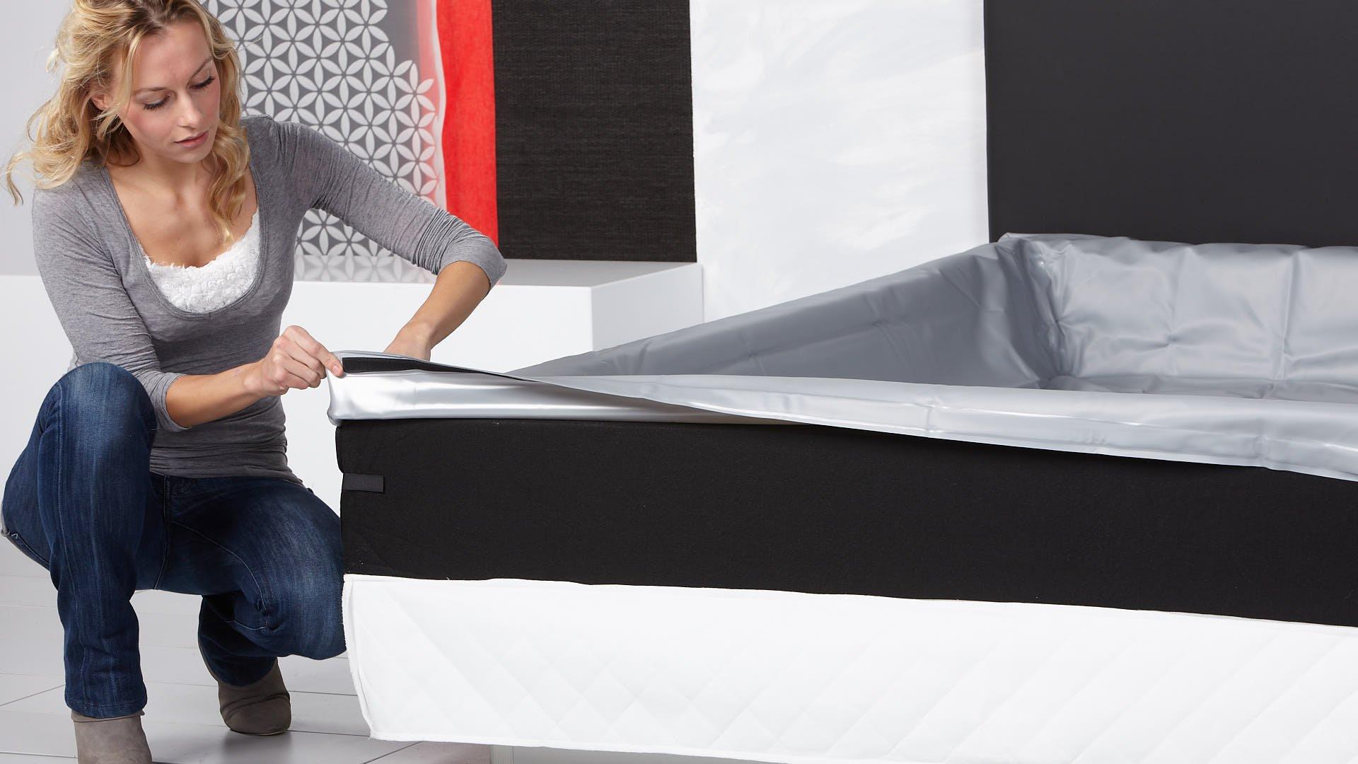 veiligheidsvoering voor waterbed softside basic