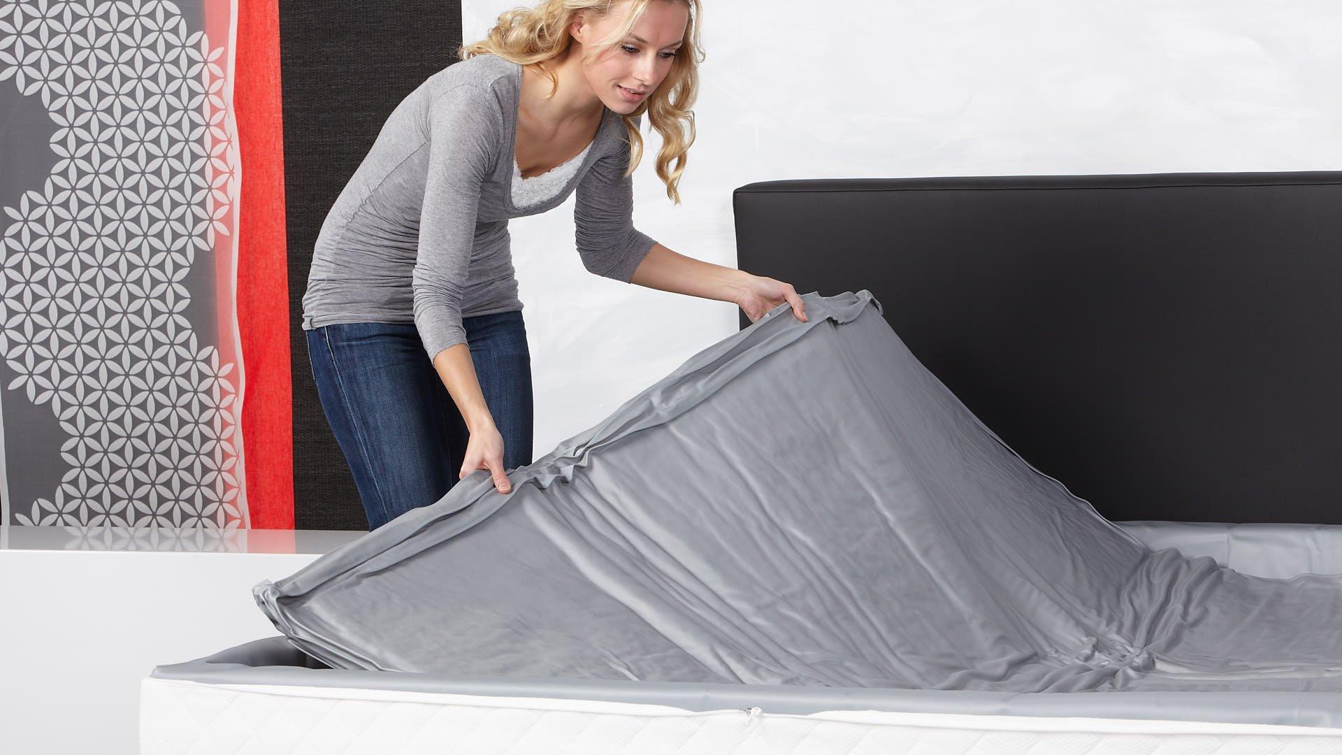 watermatras hoogwaardig DuraStretch gekeurd CE vinyl