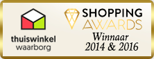Waterbed Kampioen wint de Thuiswinkel Awards XS 2016