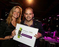 Winnaar Thuiswinkel Awards 2014