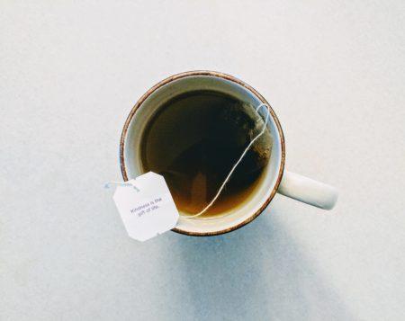 Kalmerende thee voor het slapengaan