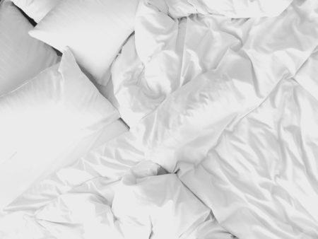 Beddengoed makkelijker in slaap vallen